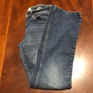 Aeropostale Chelsea Boot Cut Jeans